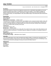 Certified Resume Writer Nyc  certified resume specialist crsx