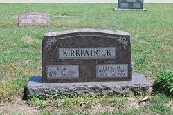 Francis Marion Kirkpatrick (1855-1917) - Find A Grave Memorial