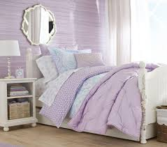 Pottery Barn Girls Bedrooms Bed