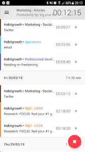 time management log how to use a time management log habitgrowth