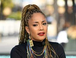 Amanda Seales leaves 'The Real,' citing lack of black voices 'at the top'