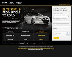 You rent the car in your name and you decline the rental agency's collision damage waiver (cdw) or equivalent offering. Complimentary Hertz Status For Marriott Bonvoy Platinum Elites Awardwallet Blog