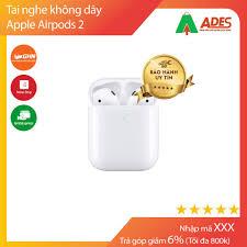 NEW] Tai nghe không dây Apple Airpods 2 nguyên seal fullbox mới 100% chính  hãng 3,390,000đ