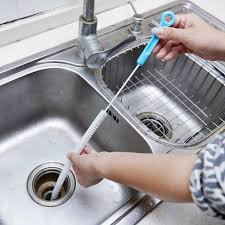 71cm long flexible sink overflow drain dredge cleaning brush cleaner kitchen tool