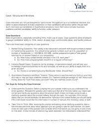 Interview Case Study Templates At Allbusinesstemplates Com