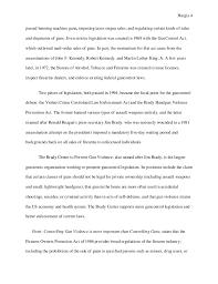 gun control debate conclusion essay sample essay for you  gun control debate conclusion essay sample image 8