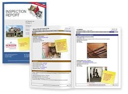 Report With Pictures A Powerful Report Writing Tool Horizon Inspection Software