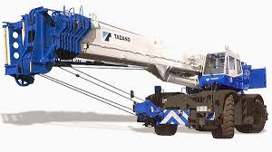 Alberta Crane Rentals Providing Mobile Rt And Tower Crane