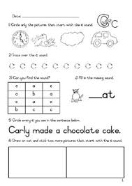 Popular free worksheets for teachers and parents. Free Printable Alphabet Phonics Worksheets By Wendy De Kock Tpt