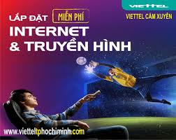 Viettel Cẩm Xuyên – Lắp Mạng Internet Viettel, Cáp Quang Viettel , Truyền  Hình Viettel - Viettel TP. Hồ Chí Minh