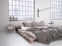 american industrial style bedroom   building home decoration