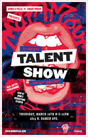 Talent Show Poster Designs Smartmouf Talent Show Phil Parcellano Design Photography And