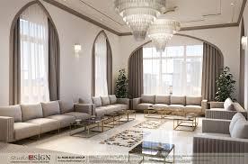 casa qatar design interior stil luxury cu accente orientale