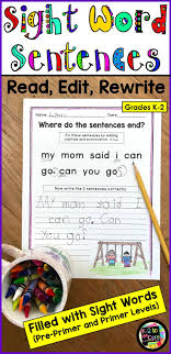 Provide Your Beginning Emergent Readers And