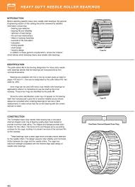 Bearing Housing Design Calculation Heavy Duty Needle Roller Bearings Nomenclature Pdf Free