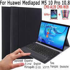 Dành cho Máy Tính Bảng Huawei MediaPad M5 10 Pro 10.8 CMR AL19 CMR W19 Ốp
