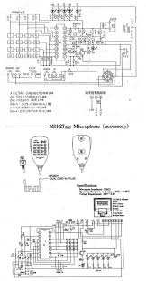 i have a yaesu ft 5200 when i key the mic the signal is sent please see below for the schematic diagram of a yaesu mh 27