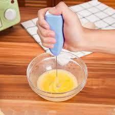Máy đánh trứng ngoáy sữa,cafe cầm tay mini tự động (Mẫu ngẫu nhiên) - Hàng  chính hãng
