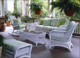 wicker patio furniture. Modren Patio Innovative White Wicker Outdoor Furniture Patio  Style Decoration Ideas On E