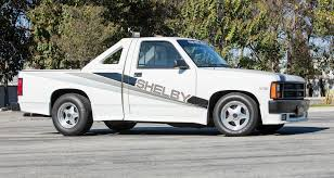 Shelby's two Dodge trucks among collection going up for auction ...