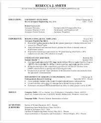 experienced aerospace engineer unigraphics designer resume
