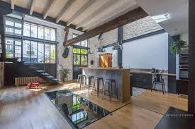modern loft furniture. Modern-Loft-Conversion-France_1 Modern Loft Furniture