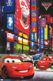 cars 2 the movie cover. Contemporary Cars CARS 2 POSTER To Cars The Movie Cover D