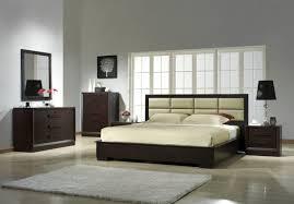 Modern Bedroom Accessories Contemporary Wood Bedroom Furniture Raya Furniture