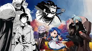 Isekai Light Novel How Many Isekai Light Novels Do You Know Since There Is A