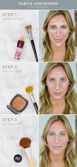 everyday contouring tutorial popsugar beauty