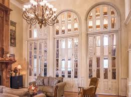 neuenschwander soft maple bifold beveled glass interior doors hinge side