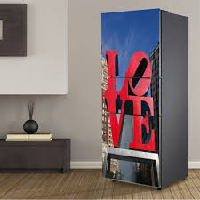 covering furniture with contact paper. Yazi Self Adhesive LOVE PVC Fridge Door Cover Sticker Refrigerator Stickers Wallpaper Wall Mural Contact Paper 60x150cm 60x180cm-in From Home Covering Furniture With