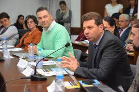 the discussion topics for the round table conference were organized in two panels tendencies in
