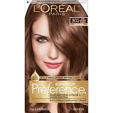 home hair color and hair dye kits