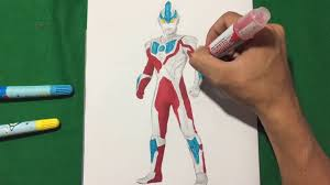 ultraman ginga good feeling coloring pages sailany coloring kids