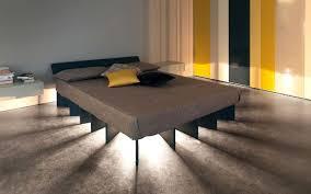 Beam Bed  Sun-Rays-Like Light Effect