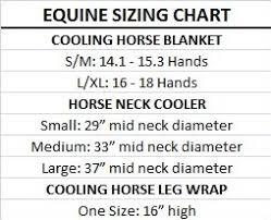 Hyperkewl Evaporative Cooling Horse Blanket Small Medium