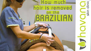 full brazilian laser hair removal full demo what is a brazilian and how