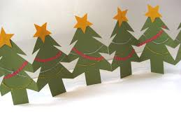 Paper Christmas Tree Ornaments Paper Christmas Ornament Crafts For Preschoolers Christmas Crafts