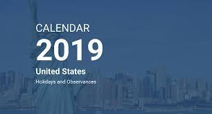 Year To Year Calendar Calendar 2019