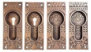 antique door knobs for sale. Modren For Door Knob For Sale Complete Antique Broken Leaf Pocket Hardware Set    To Antique Door Knobs For Sale