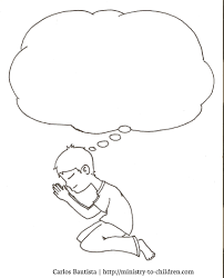 Small Picture Prayer Coloring Pages For Kids Free Printable Pictures Throughout