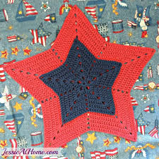Crochet Star Pattern Free Delectable Top 48 Crochet Potholders Patterns