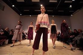 Northumbria University Fashion Design Northumbria University Fashion Students Showcase Their Work