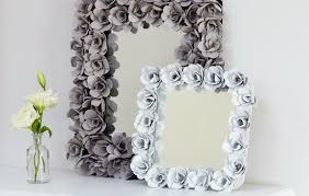 Diy mirror decor Dollar Tree Diy Wall Egg Carton Mirror Wonderful Diy Diy Mirror Décor Ideas That Will Blow Your Mind