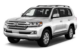 2016 Toyota Land Cruiser Reviews and Rating | Motor Trend