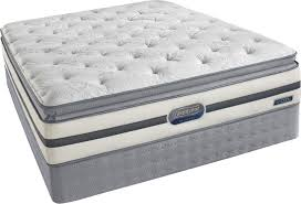 beautyrest simmons. Simmons Beautyrest Recharge Barcelona Hi-Loft Plush Pillow Top Mattress E