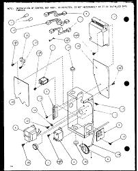 Amana gsi gas furnace gsi045b25b p1106701f g parts