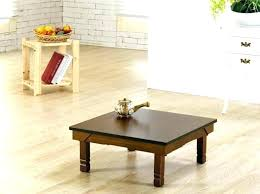 floor coffee table wooden tea tables seating gym baby safe modern