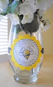 Bumble Bee Baby Shower Party Favors